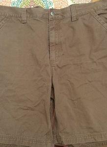 Mens size 42 Duluth Trading Co cargo shorts
